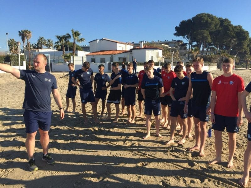 Warm Weather Training Camp (with Worthing College)