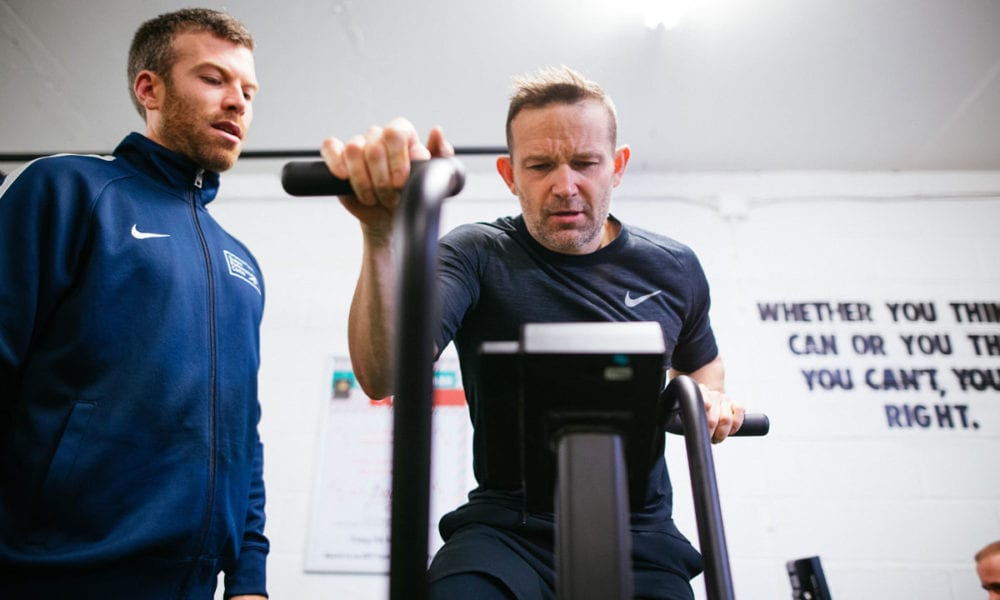 7 Reasons You Need A Training Partner