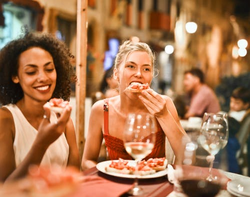 Eating At Night Does Not Make You Fat